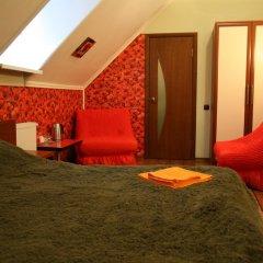 Herzen House Hotel Номер Комфорт с двуспальной кроватью фото 14