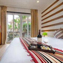Vinh Hung 2 City Hotel 2* Номер Делюкс с различными типами кроватей фото 6