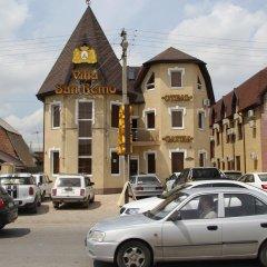 Отель Вилла Сан-Ремо Краснодар парковка