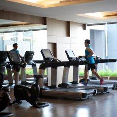 Отель Radisson Blu Plaza Bangkok Бангкок фитнесс-зал
