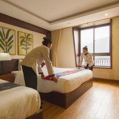 Freesia Hotel 4* Улучшенный номер с различными типами кроватей фото 3