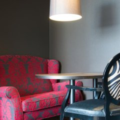 Отель Scandic Paasi 4* Улучшенный номер с различными типами кроватей фото 8