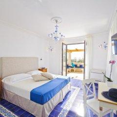 Отель Villa Duchessa d'Amalfi Конка деи Марини комната для гостей