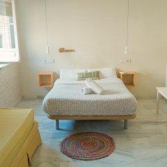 The Nomad Hostel Стандартный номер с двуспальной кроватью фото 4
