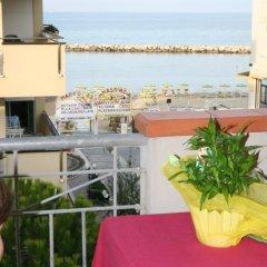 Отель Cadiz Италия, Римини - отзывы, цены и фото номеров - забронировать отель Cadiz онлайн балкон