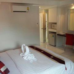 Апартаменты Kata Beach Studio Улучшенная студия с различными типами кроватей фото 22