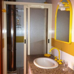 Отель Appartamento Vacanze A Palermo Италия, Палермо - отзывы, цены и фото номеров - забронировать отель Appartamento Vacanze A Palermo онлайн ванная