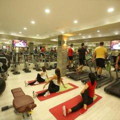 Отель Grand Hotel & Spa Tirana Албания, Тирана - отзывы, цены и фото номеров - забронировать отель Grand Hotel & Spa Tirana онлайн фитнесс-зал фото 2