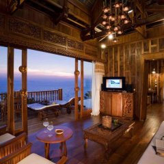 Отель Santhiya Koh Yao Yai Resort & Spa 5* Улучшенный номер с двуспальной кроватью
