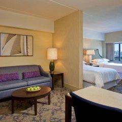 Отель Sheraton Lincoln Harbor 4* Стандартный номер фото 4