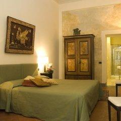 Отель Residenza D'Epoca Palazzo Galletti 2* Улучшенный номер с различными типами кроватей фото 17