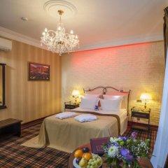 Бутик-отель Джоконда 4* Стандартный номер двуспальная кровать фото 8