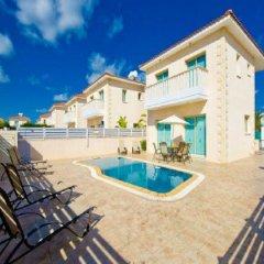 Отель Amadora Luxury Villas Кипр, Протарас - отзывы, цены и фото номеров - забронировать отель Amadora Luxury Villas онлайн бассейн фото 3