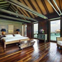 Отель Gangehi Island Resort 4* Стандартный номер с двуспальной кроватью