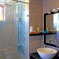 Отель Rural Scene Villa 3* Улучшенный номер с различными типами кроватей фото 10