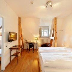 Hotel National Bern 2* Стандартный номер с различными типами кроватей фото 5