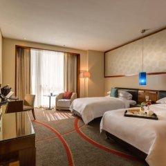 Отель Rosh Rayhaan by Rotana 5* Стандартный номер с различными типами кроватей фото 3