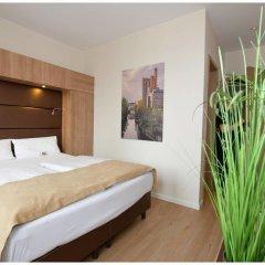 Отель Motel Plus Berlin 3* Номер Комфорт с различными типами кроватей фото 7
