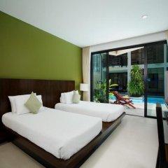 Отель Centra by Centara Coconut Beach Resort Samui 4* Улучшенный номер с различными типами кроватей фото 3