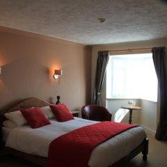 Отель The River Haven Hotel Великобритания, Рай - отзывы, цены и фото номеров - забронировать отель The River Haven Hotel онлайн комната для гостей фото 5