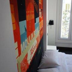 Отель Hôtel Des Arts-Bastille 2* Стандартный номер с различными типами кроватей фото 23