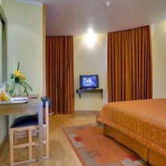 Отель Alif Campo Pequeno 3* Стандартный номер фото 5