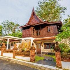Отель Phuket Private Havana Villa 3* Коттедж с различными типами кроватей фото 13