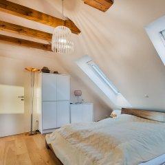 Отель Penthouse Suite Gasteig Мюнхен комната для гостей фото 3