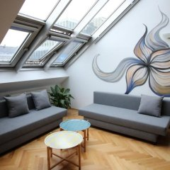 Отель aeki CITY Австрия, Вена - отзывы, цены и фото номеров - забронировать отель aeki CITY онлайн комната для гостей фото 3