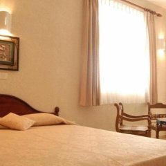 Oasey Beach Hotel 3* Улучшенный номер с различными типами кроватей фото 5