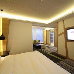 BeiJing Qianyuan Hotel 4* Номер Комфорт с различными типами кроватей фото 7