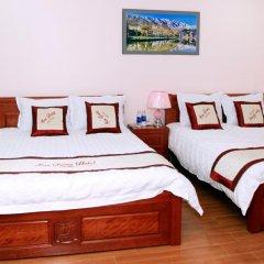 Sunshine Sapa Hotel 3* Номер Делюкс с различными типами кроватей фото 8