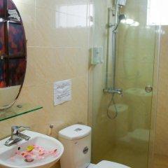 Hanoi Little Center Hotel 3* Номер Делюкс двуспальная кровать