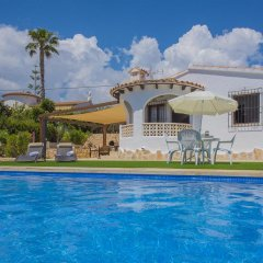 Отель Villa Neus бассейн фото 3