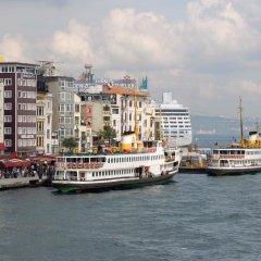 Port Hotel Tophane-i Amire Турция, Стамбул - отзывы, цены и фото номеров - забронировать отель Port Hotel Tophane-i Amire онлайн приотельная территория