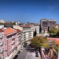 Отель V Dinastia Lisbon Guesthouse 2* Стандартный номер с различными типами кроватей