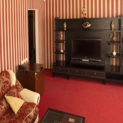 PAN Inter Hotel 4* Люкс Премиум с двуспальной кроватью фото 3
