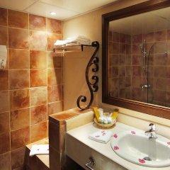 Отель Occidental Caribe - All Inclusive 3* Улучшенный номер с различными типами кроватей фото 3
