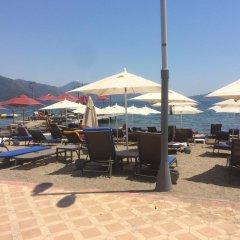 Отель Club Nergis Beach Мармарис пляж фото 2