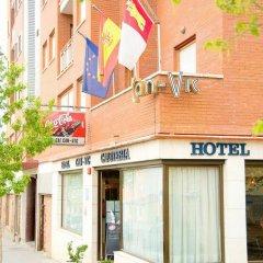Hotel Can-Vic Стандартный номер с разными типами кроватей фото 7
