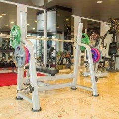 Ozgobek Ronesans Hotel De Luxe фитнесс-зал