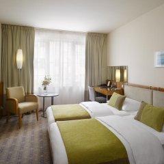 K+K Hotel Central Prague 4* Стандартный номер с разными типами кроватей