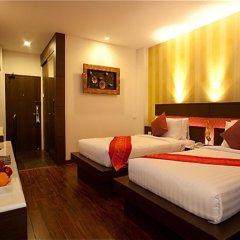 Отель Suvarnabhumi Suite 4* Номер Делюкс фото 3