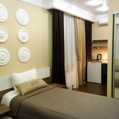 Гостиница Алексес сейф в номере