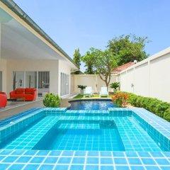 Отель Villa Tortuga Pattaya 4* Вилла Премиум с различными типами кроватей фото 20