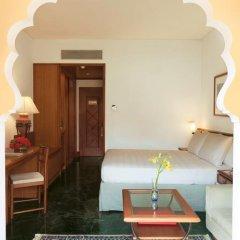 Отель Trident, Jaipur 5* Номер Делюкс с различными типами кроватей фото 5
