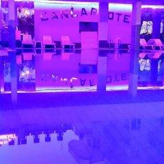 Отель Canlar Otel Сиде гостиничный бар