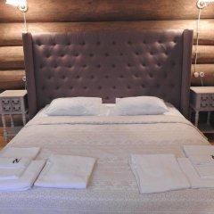 Гостиница Эко-парк Времена года Шале разные типы кроватей фото 2
