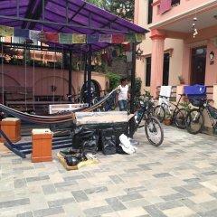 Отель The Sparkling Turtle Backpackers Hostel Непал, Катманду - отзывы, цены и фото номеров - забронировать отель The Sparkling Turtle Backpackers Hostel онлайн спортивное сооружение
