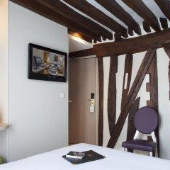 Отель Mercure Paris Notre Dame Saint Germain Des Pres 4* Стандартный номер с различными типами кроватей фото 4